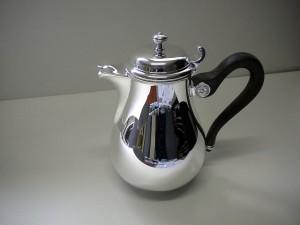 Teekanne danach